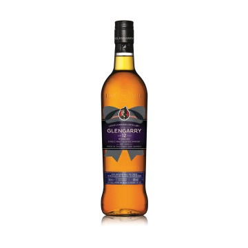 Glengarry Highland Single Malt Scotch Whisky 12 yr