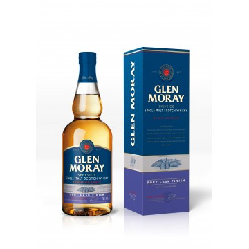Glen Moray Whisky Port Cask Finish